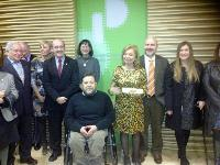 El CERMI entrega a la Procuradora General del Principado de Asturias el Premio cermi.es 2012