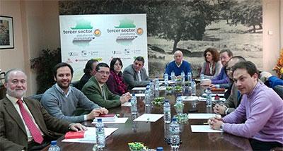 Asamblea General de la Plataforma del Tercer Sector de Extremadura