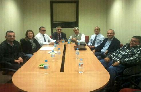 Reunión del Comité Ejecutivo del CERMI Canarias