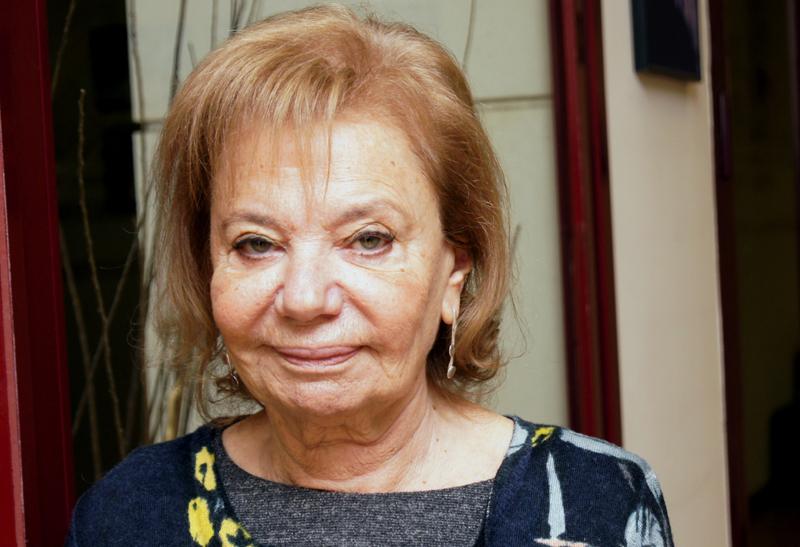 La Procuradora General del Principado, María Antonia Felgueroso