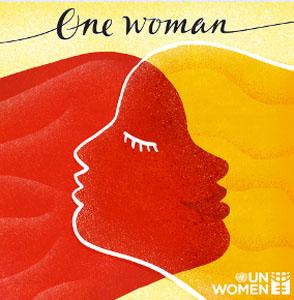 """Imagen de """"One Woman: Una canción para ONU Mujeres"""" que se presenta en el Día Internacional de la Mujer"""