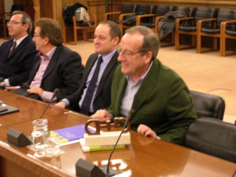 Paulino Azúa recibe el Premio cermi.es 2012