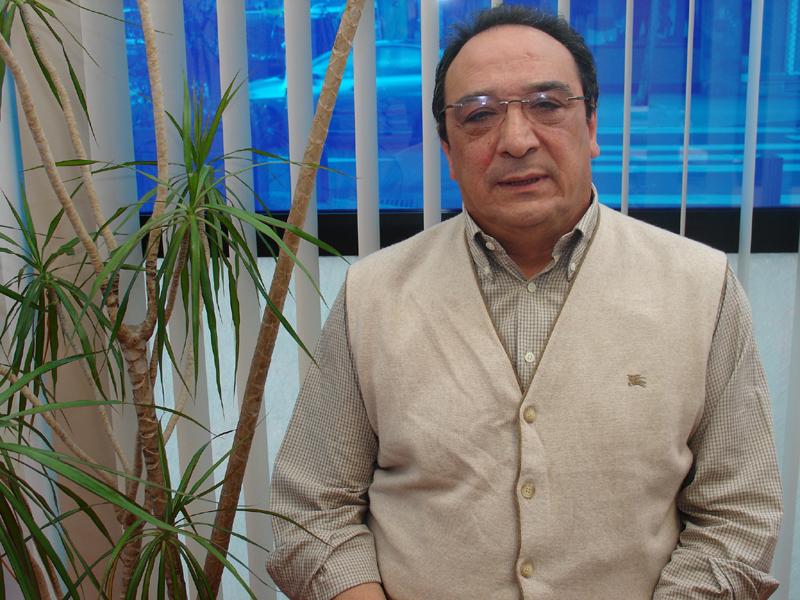 Juan Carlos Sola, presidente de EDEKA
