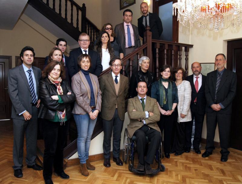 El Real Patronato sobre Discapacidad acoge la constitución del Foro de Cultura Inclusiva