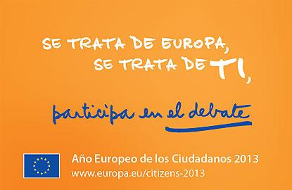 Emblema del Año Europeo de los Ciudadanos 2013