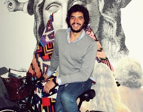 """Pablo Blázquez, periodista y director de """"Ethic"""""""