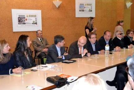 Acto de presentación de CERMI CV en Castellón