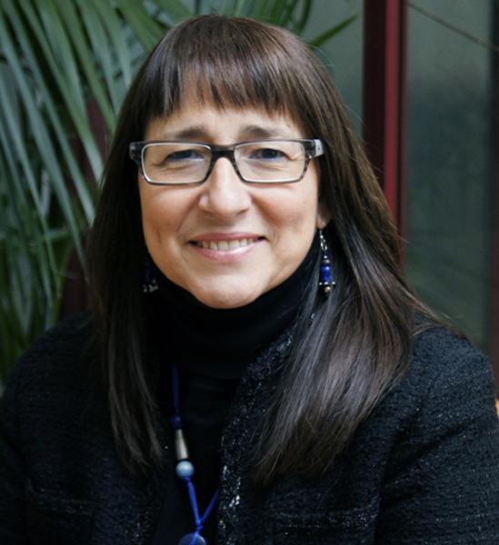 Mª Luz Sanz Escudero, representante del CERMI en el Consejo Escolar del Estado