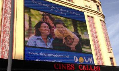 Acto de celebración del Día Mundial del Síndrome de Down