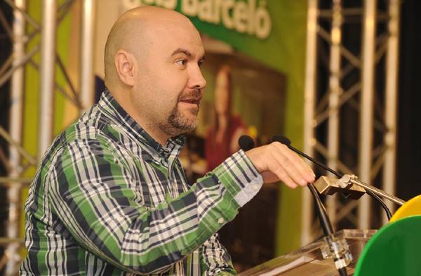 Luis Cayo Pérez Bueno, presidente del CERMI en las XXIII Jornadas de Convivencia de Unidad Progresista