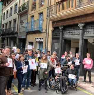 CERMI Asturias y el resto de entidades sociales asturianas piden la permanencia de la Procuraduría de Asturias