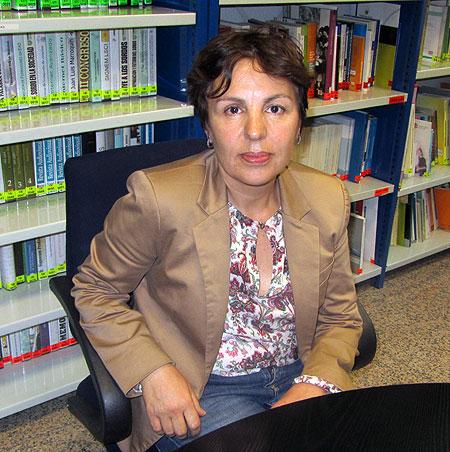 Amalia Diéguez, presidenta de FEDACE