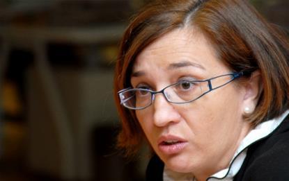 Isabel Martínez, secretaria general de Política Social y Consumo