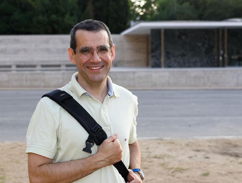 Jorge Calero, profesor de economía de la Universidad de Barcelona