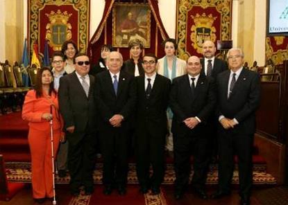 El CERMI en el 15 Aniversario de la FOAL en la Universidad de Oviedo