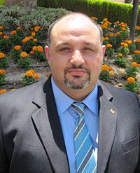 Antonio Ruescas, presidente de COCEMFE Alicante