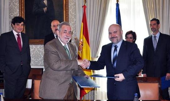 Convenio entre el CERMI y el Ministerio de Hacienda y Administraciones Públicas