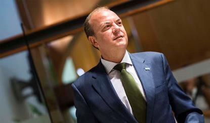 José Antonio Monago, presidente del Gobierno extremeño
