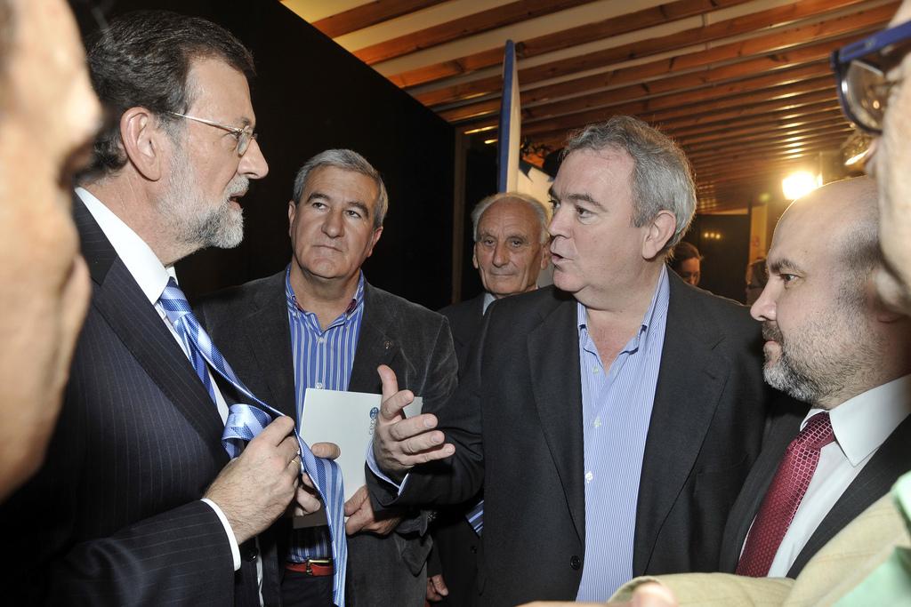 El CERMI con Mariano Rajoy