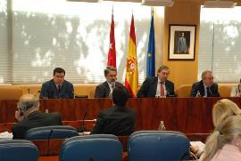 El CERMI Comunidad de Madrid comparece en la Asamblea
