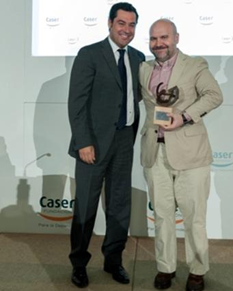 La Fundación Caser entrega los premios Dependencia y Sociedad, en su IV edición