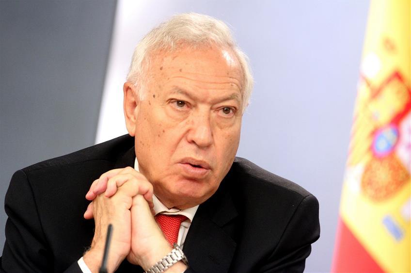 José Manuel García Margallo, ministro de Asuntos Exteriores y de Cooperación (Imagen: Pool Moncloa)