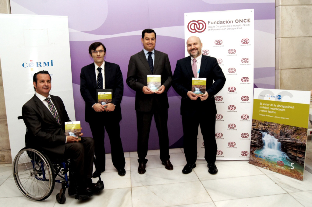 Presentación del estudio 'El sector de la discapacidad: situación, necesidades y retos futuros'
