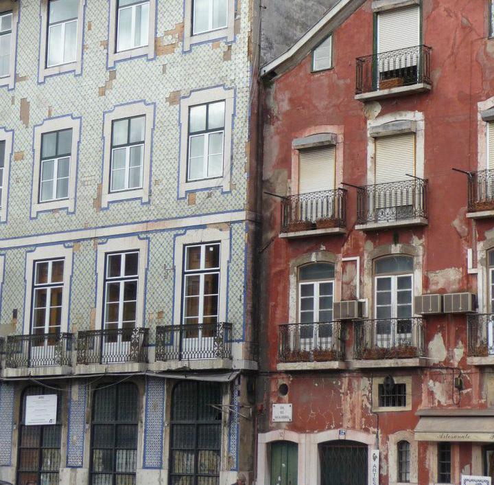 Edificios antiguos