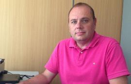 Pedro Martínez, Asesor de Empleo y Formación Profesional de Down España y director de FunDown Murcia, miembro de la Comisión de Empleo del CERMI