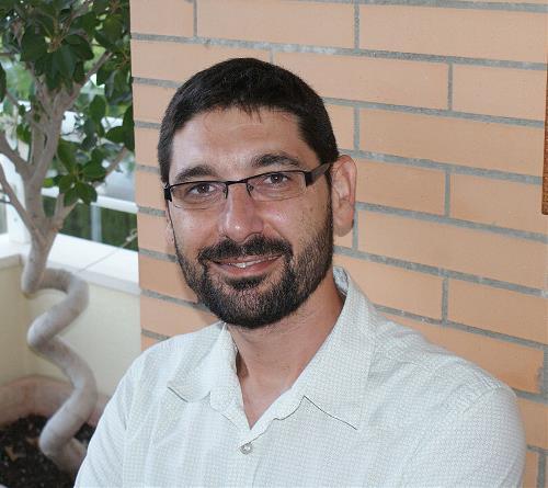Ignacio Calderón, profesor de la Universidad de Málaga
