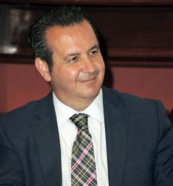 Ignacio Tremiño, irector general de Políticas de Apoyo a la Discapacidad del Ministerio de Sanidad, Servicios Sociales e Igualdad