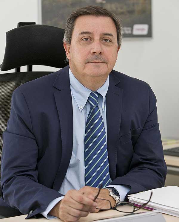 Francisco Cañamero, director comercial del Área de Viajeros de Renfe
