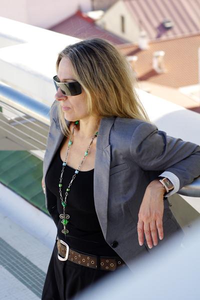 Mercedes Ferrer, cantante