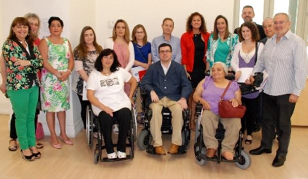 El CERMI Comunidad de Madrid en la declaración institucional del Consejo Municipal de la Discapacidad para el respaldo de la candidatura 'Madrid 2020'