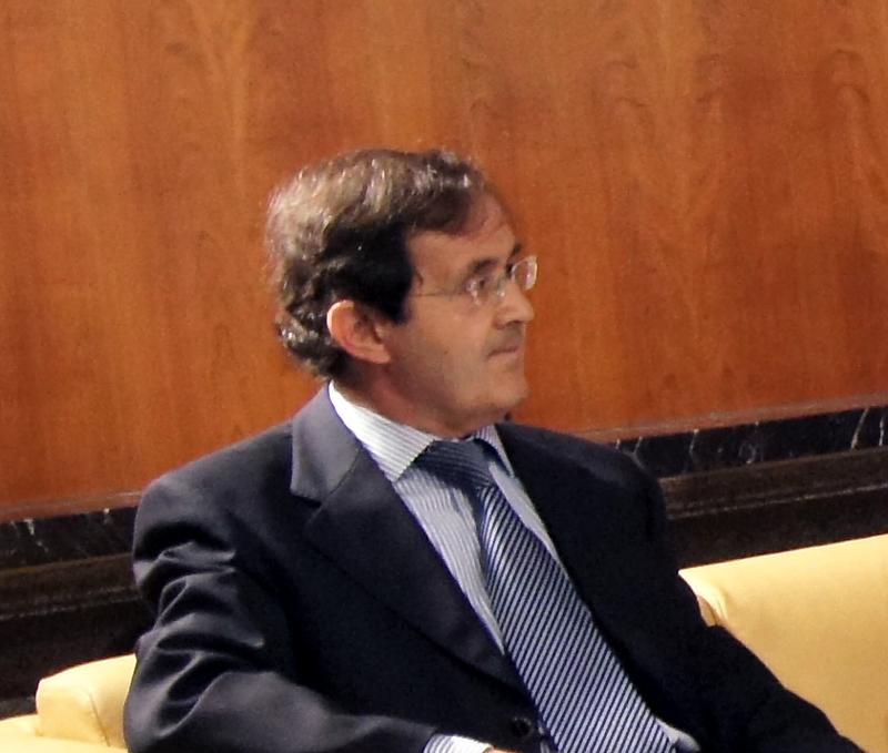 Gregorio Rodríguez Cabrero, catedrático de la Universidad de Alcalá de Henares