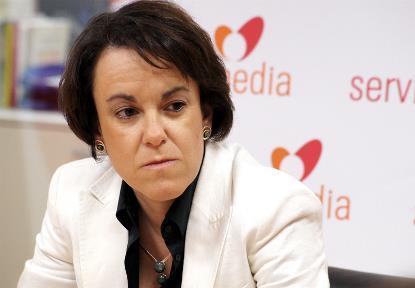 Purificación Causapié, secretaria de Igualdad del PSOE