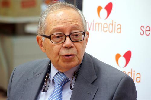 Julio Sánchez Fierro, vicepresidente del Consejo Asesor de Sanidad del Ministerio de Sanidad, Servicios Sociales e Igualdad
