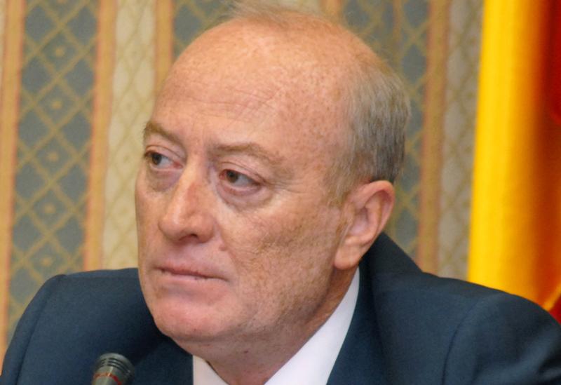 Andrés Medina, presidente de ACIME y miembro del Comité Ejecutivo del CERMI