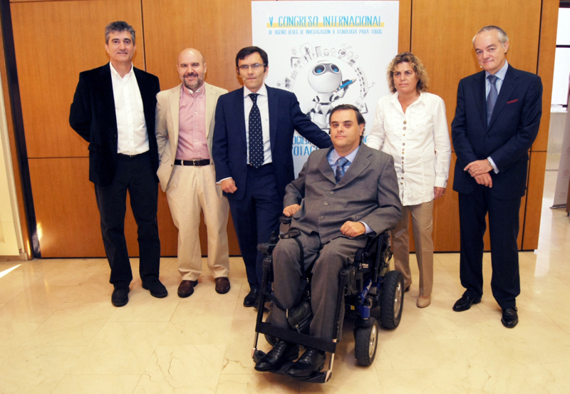 El CERMI en el V Congreso Internacional DRT4ALL
