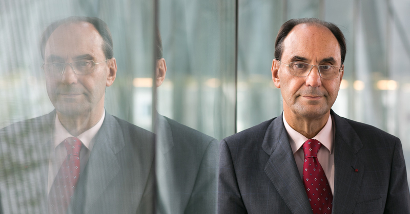 Alejo Vidal Quadras, vicepresidente del Parlamento Europeo