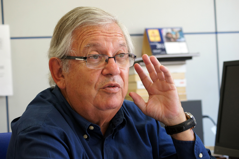 Fernando Jáuregui, periodista