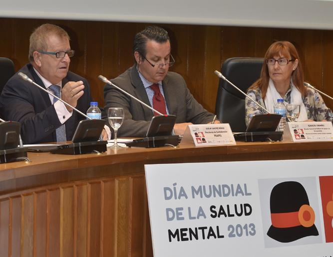 Feafes alerta de que recortar en salud mental provocará un aumento del gasto farmacéutico