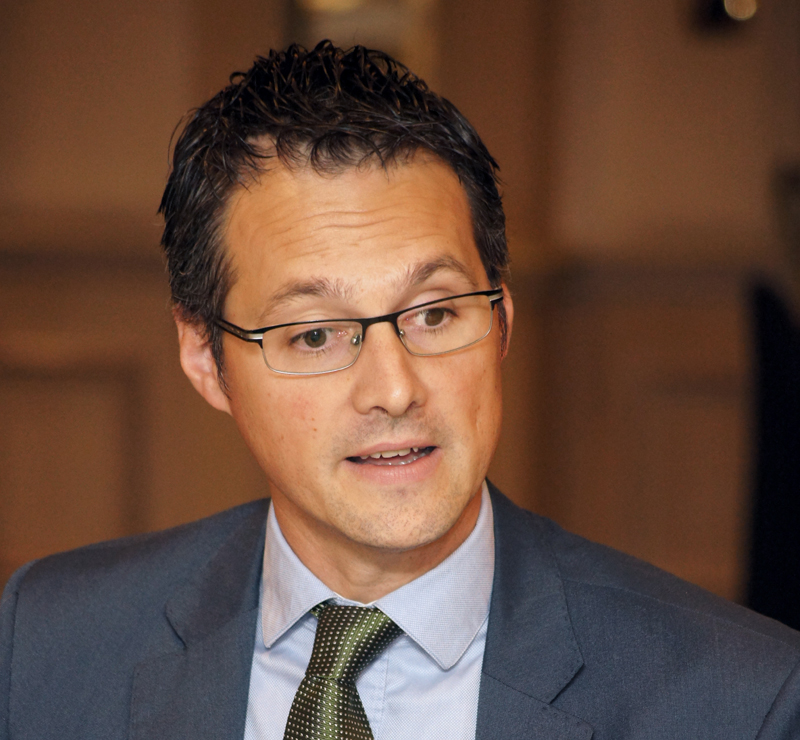 Fernando Riaño, director de Responsabilidad Social y Sinergias de Fundosa/Ceosa