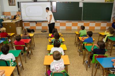 Semanal semanal n 96 san crist bal for Dependencias de la escuela