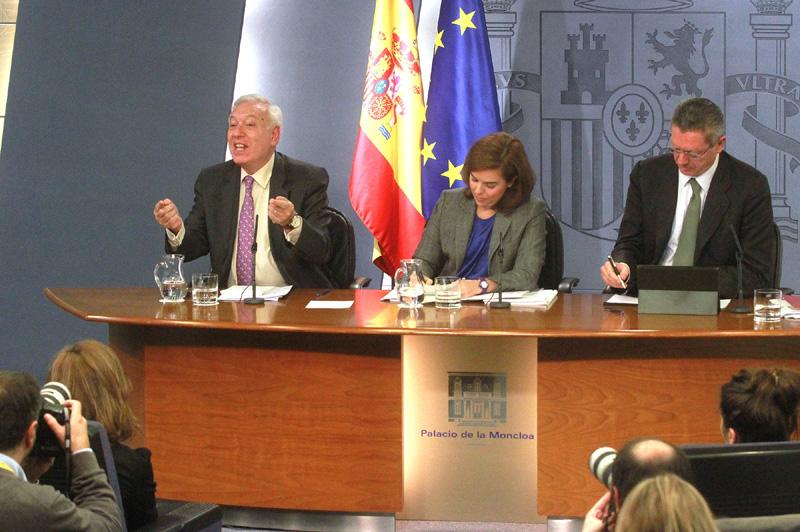 Imagen del Consejo de Ministros del pasado viernes 25 de octubre