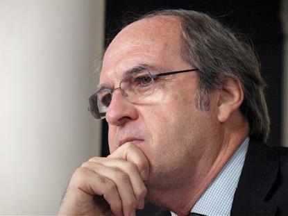 Ángel Gabilondo, ex ministro de Educación y catedrático de Metafísica