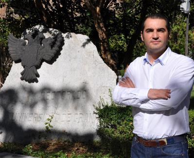 Antonio Tejada, impulsor de la Red Española de Investigadores y Doctores con Discapacidad (Reiddis)