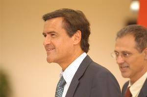 Juan Fernando López Aguilar, Europarlamentario y Presidente de la Delegación Socialista Española en el Parlamento Europeo