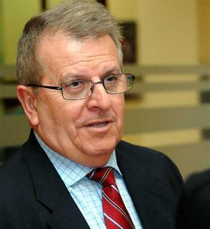 José María Sánchez Monge, presidente de FEAFES