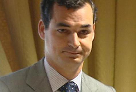 El presidente de RTVE, Leopoldo González-Echenique